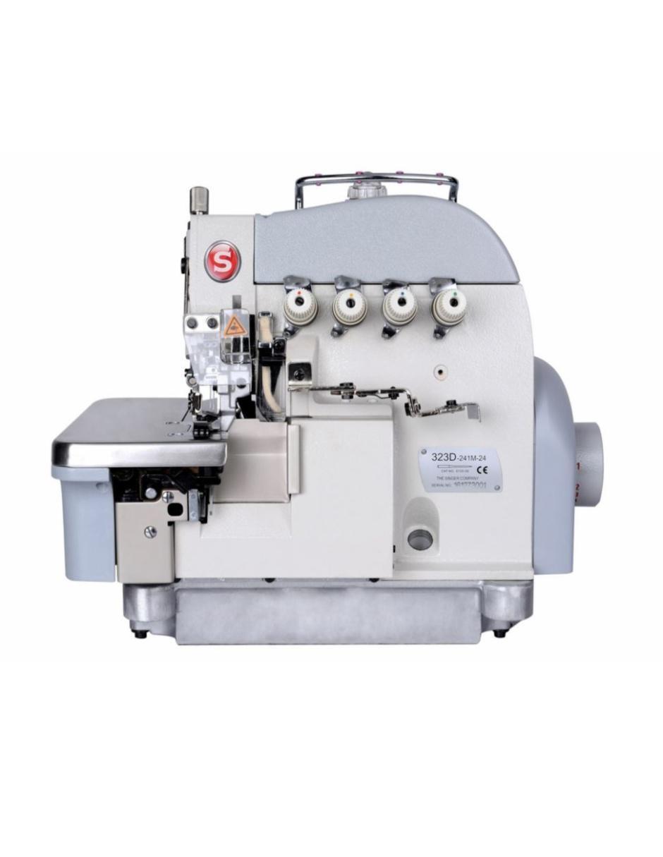 Máquina de coser Singer 323D Blanco